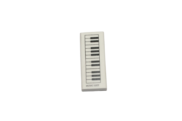 2ccbedb9c Piano Eraser | Made in Portugal by Music Gift.