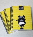 notebook A6 conductor by Music Gift