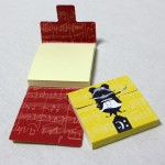 post-it conductor made by Music Gift