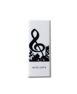 MG-006B-Musical Notes Eraser