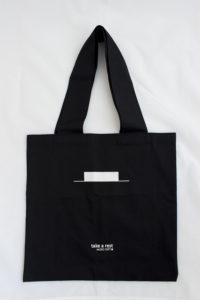 tote bag take a rest
